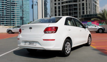 Rent a 2020 Kia Pegas in Dubai full