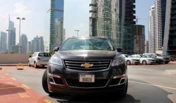 Chevrolet Traverse 2016 full