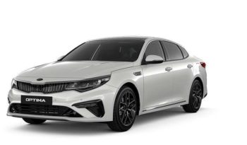 Rent a 2018 Kia Optima in Dubai full