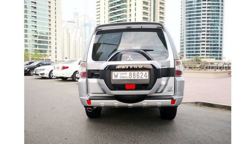 Rent a 2017 Mitsubishi Pajero in Dubai full