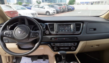 Rent a Kia Carnival 2020 Car in Dubai full