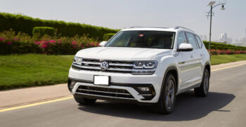 Rent Volkswagen Teramont 2020 in Dubai