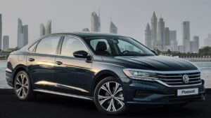 Rent Volkswagen Passat 2020 in Dubai