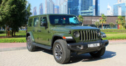 Jeep Wrangler 80th Anniversary Limited Edition 2021